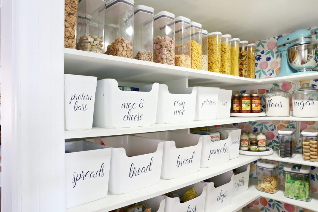 How To Organize Your Pantry Pantry Organization 101