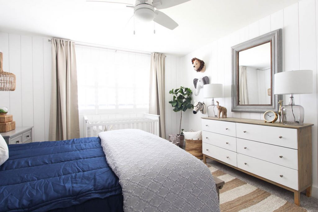 BEACH DECOR: Coastal Bedroom Makeover!   Classy Clutter